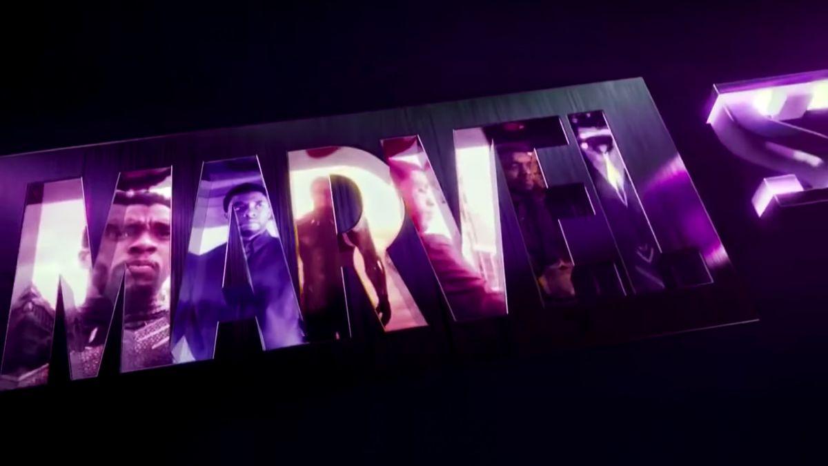 New Marvel logo is a stunning tribute to Chadwick Boseman