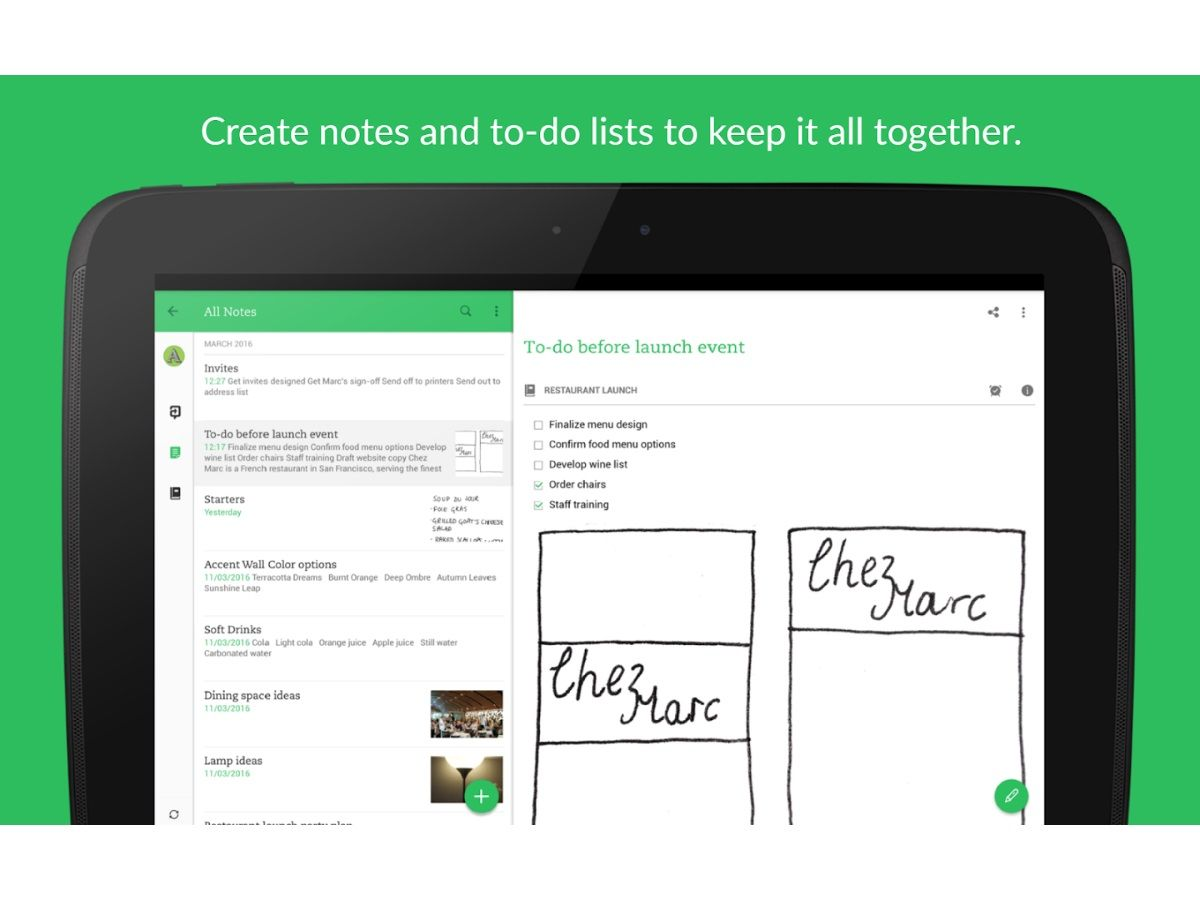 Best Note Taking Apps 2019 - Evernote Alternatives for iOS, Android