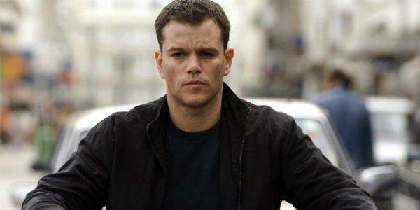 Jason Bourne Matt Damon The Bourne Identity