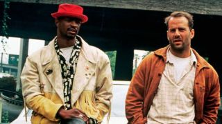 Damon Wayans and Bruce Willis in The Last Boy Scout