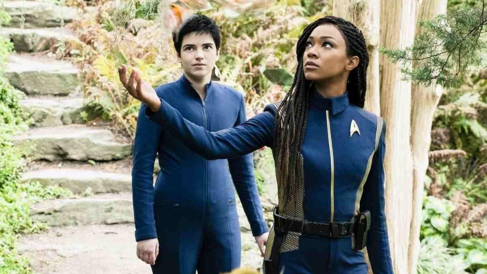 Star Trek Discovery Season 3 Episode 4 Review A Throwback To The Star Trek Of The 1990s Gamesradar