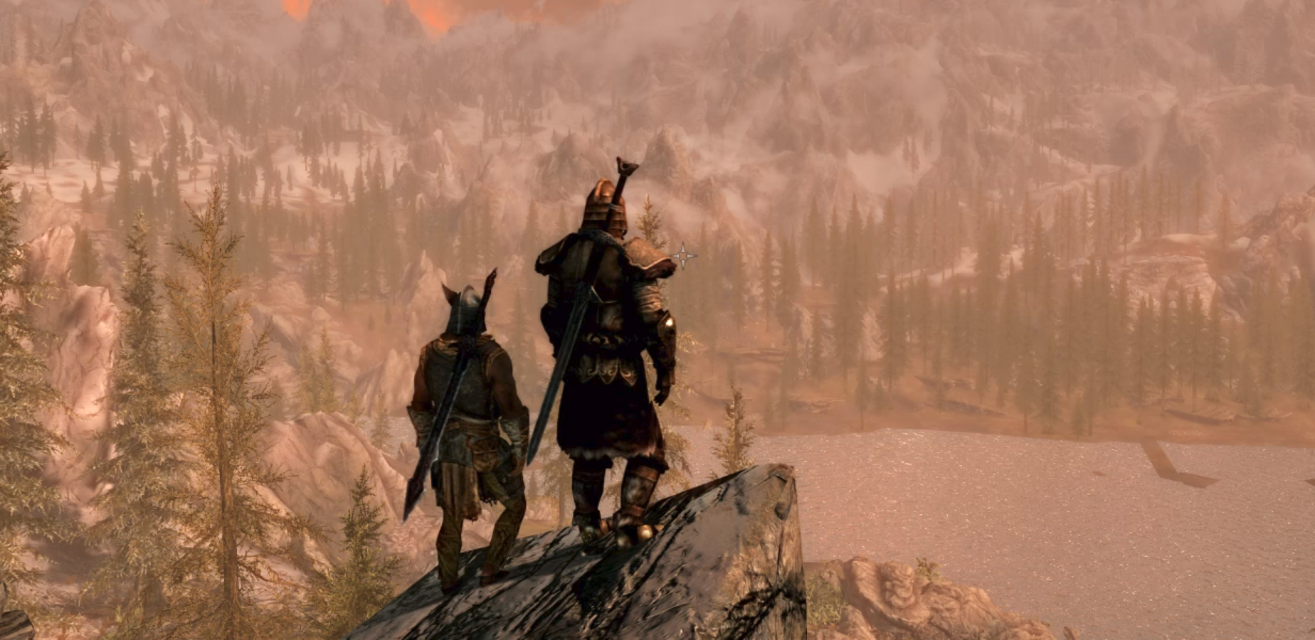 Skyrim Together modders reveal death threats from community | PC Gamer