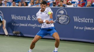 Cincinnati Masters live stream tennis Western & Southern Open novak djokovic