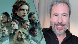 Dune director Denis Villeneuve in a shot from an interview on ReelBlend