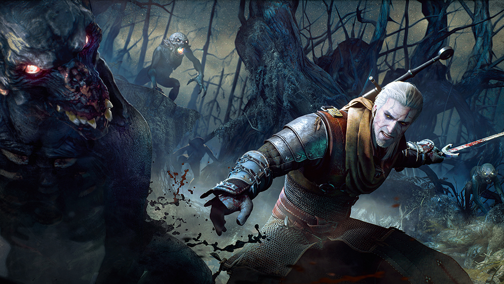 The Witcher art: behind the scenes at CD Projekt Red