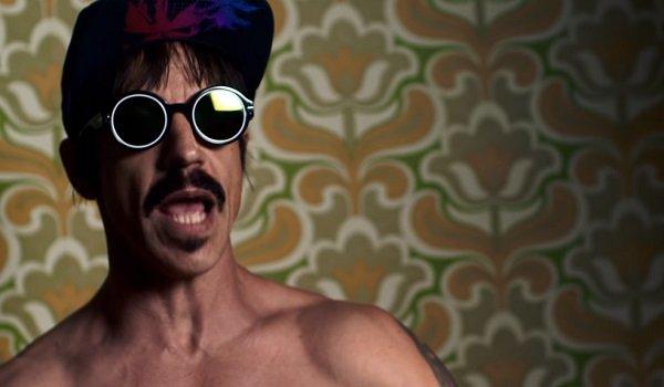 """Anthony Kiedis """"Dark Necessities"""" Red Hot Chili Peppers"""