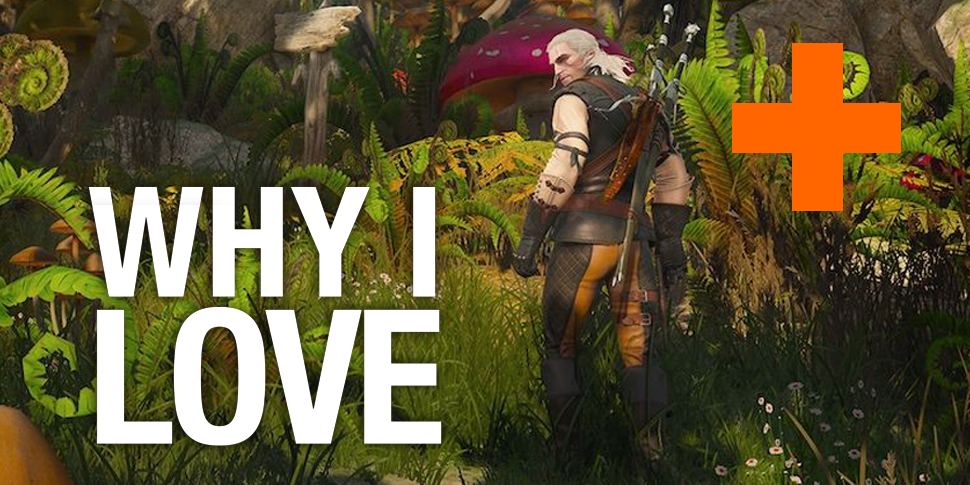 Why I Love: gathering herbs in games