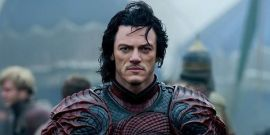 Could Dracula Return To The Dark Universe? Luke Evans Weighs In