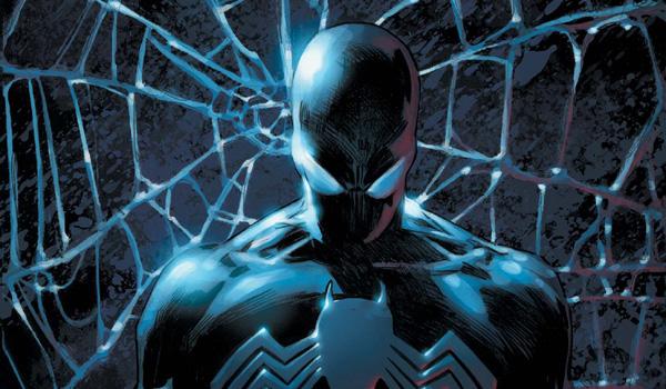 Comics Spider-Man in black costume