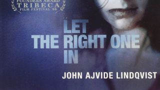 The cover of Let The Right One In
