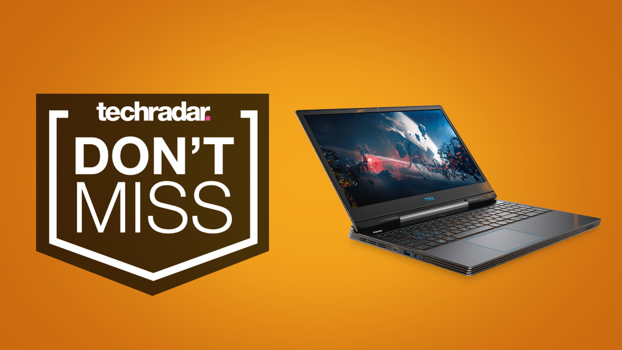 Dell's G7 15 gaming laptop gets a massive $865 price cut thumbnail
