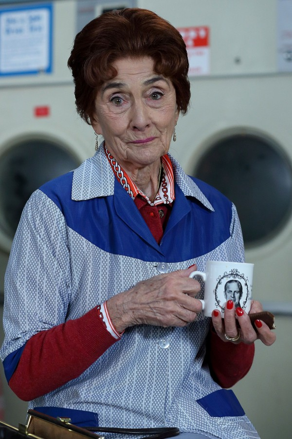 June Brown plays Dot Branning in EastEnders