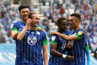 Wigan Athletic v Hull City – Sky Bet Championship – DW Stadium