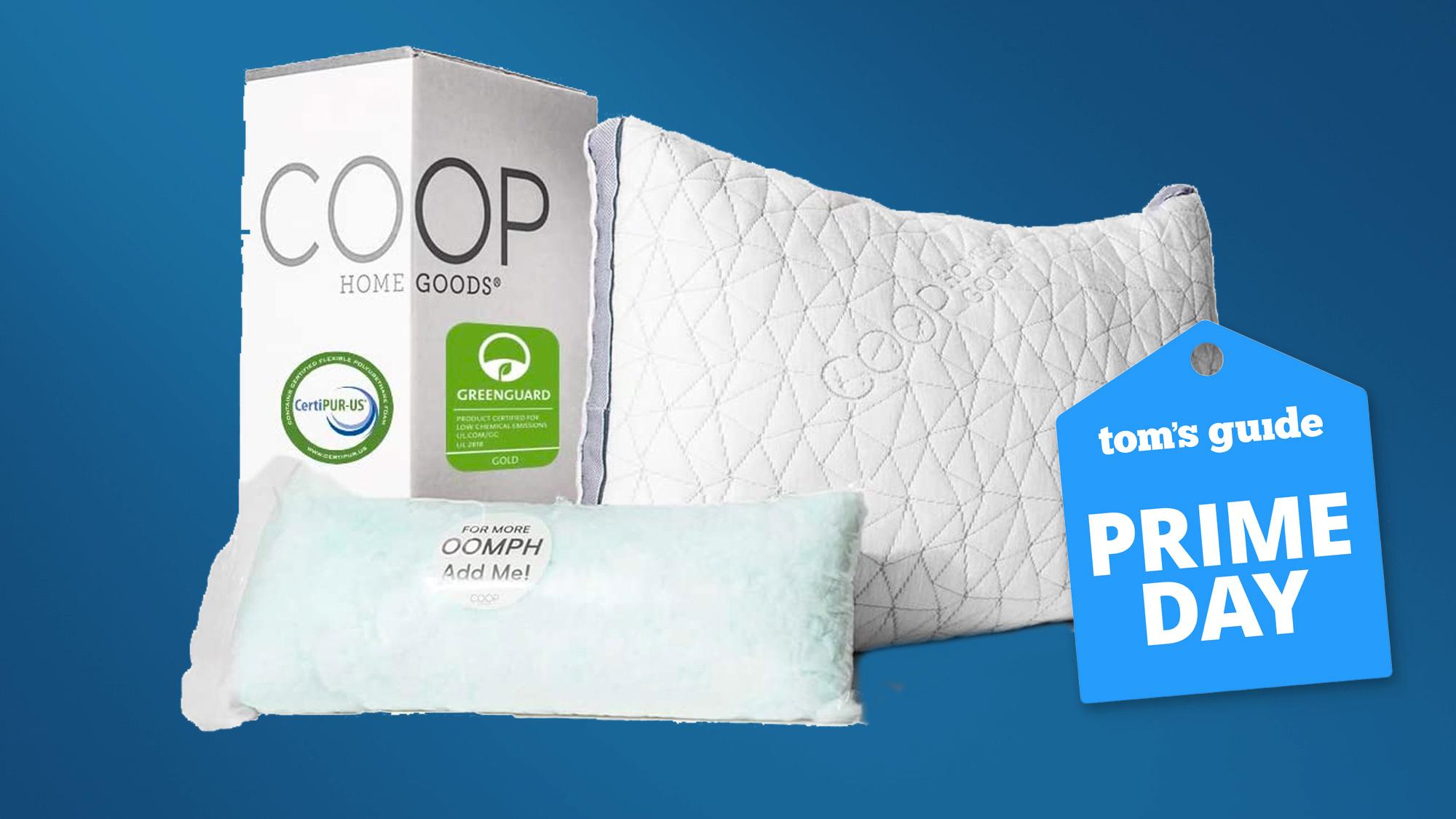 Eden Shredded Memory Foam Pillow