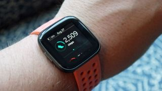 Fitbit Versa 2 vs Apple Watch 4 | TechRadar