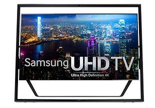 InfoComm Preview: Samsung's 4K UHD Displays