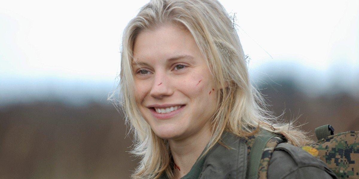 Katee Sackhoff - Battlestar Galactica