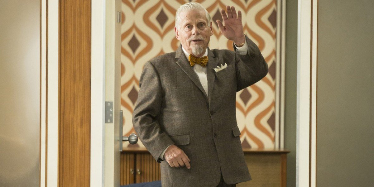 Robert Morse - Mad Men