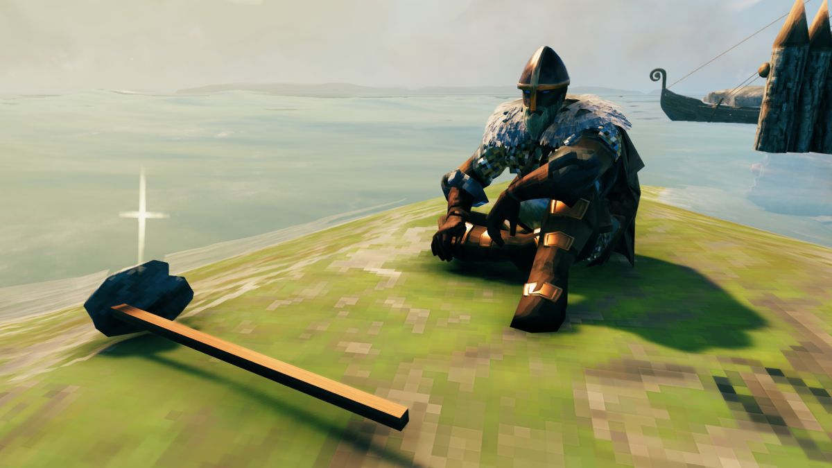 Valheim's hoe meta is over after the latest patch, and players are sad