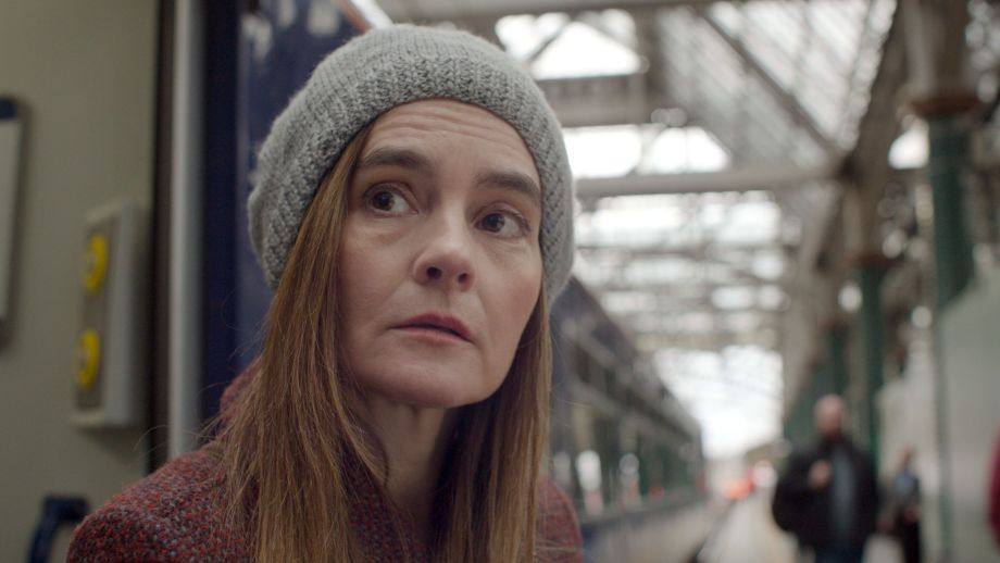 Shirley Henderson as Siobhan in The Nest