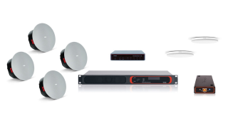 Biamp has announced that four new conference room audio bundles have been certified for Microsoft Teams.
