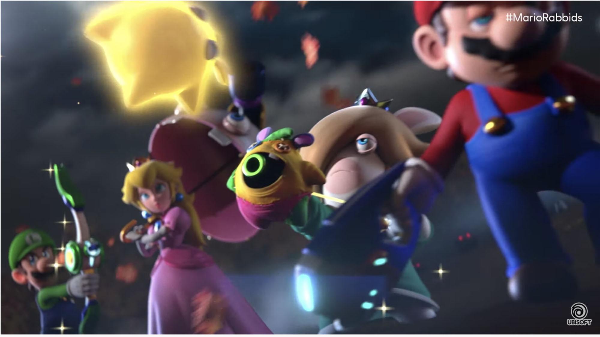 Mario+Rabbids Spark of Hope