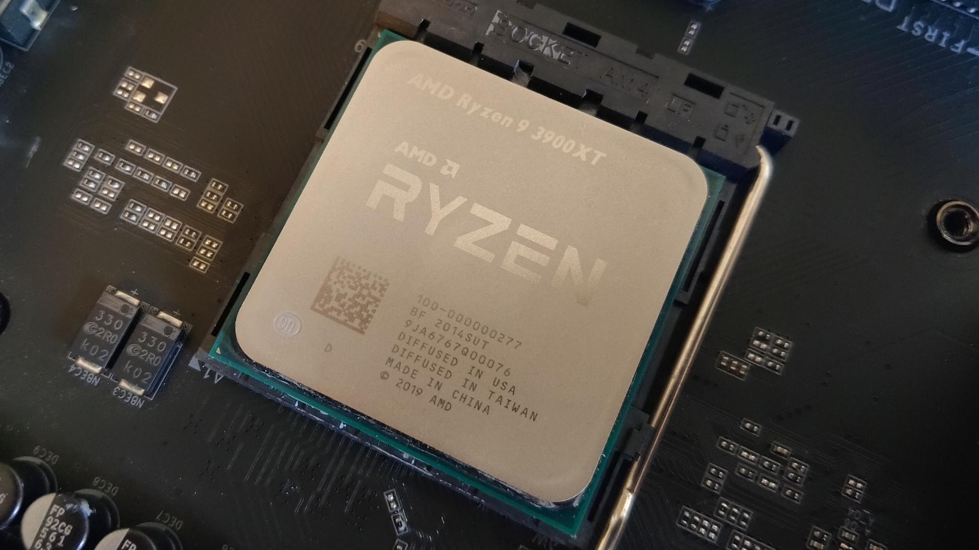 Ryzen 9 3900xt Review Pc Gamer