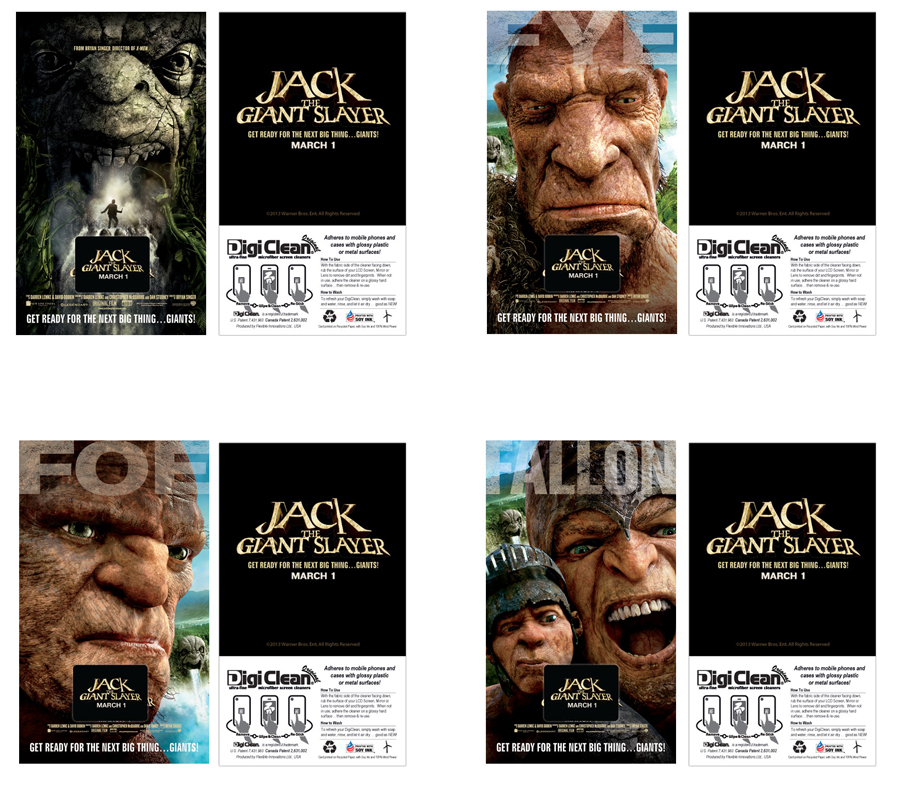 Jack The Giant Slayer Giveaway: Win A Quesadilla Maker, Coffee Gift Basket And Much More #6873