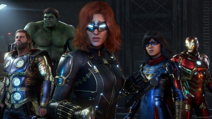 You don't need a superhero PC to play the Marvel's Avengers beta – PC Gamer AU