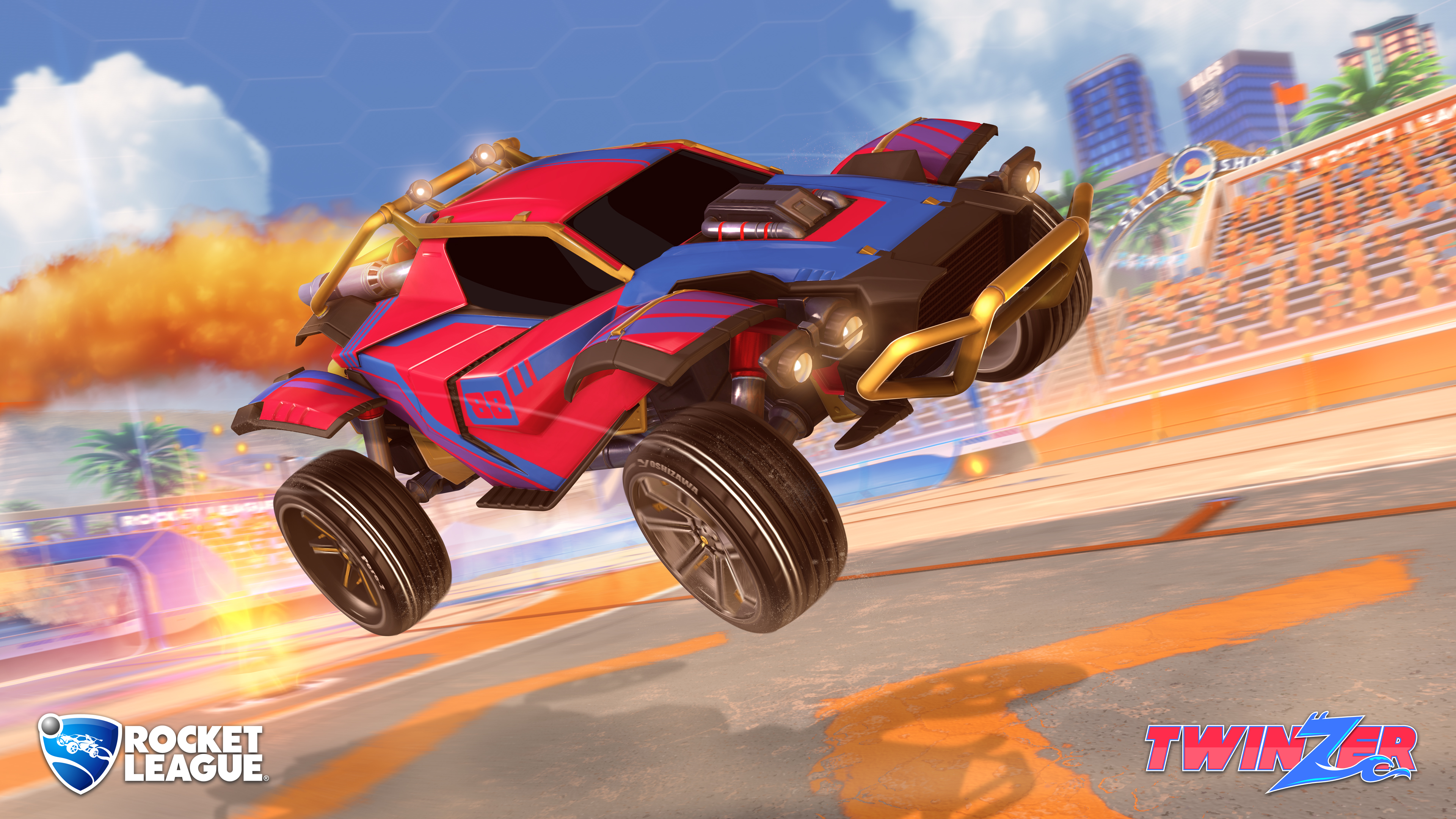 Rocket League Is Getting A New Competitive Rank Supersonic Legend Pc Gamer