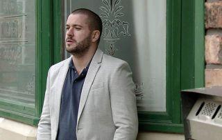 Shayne Ward: Aidan Connor's final scene in the flat was my idea