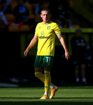 Norwich City v Preston North End – Sky Bet Championship – Carrow Road