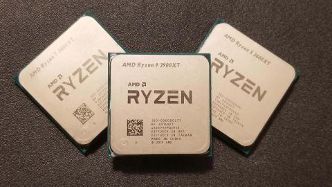 AMD Ryzen 9 3900XT, AMD Ryzen 7 3800XT and AMD Ryzen 5 3600XT