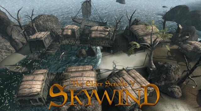 Скачать Skyrim Skywind Торрент - фото 7