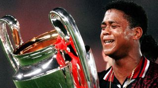 Patrick Kluivert Ajax 1995