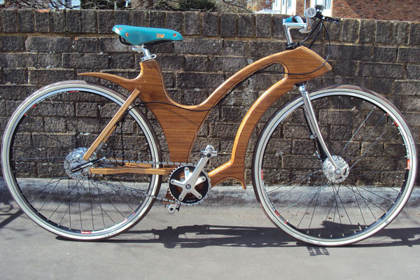 wooden bikes from flat frame systems - Wooden Bike Frame