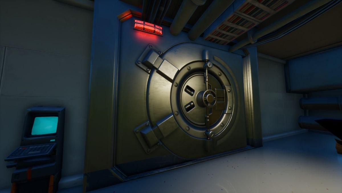 Stark Industries is one of the most disputed places in Chapter 2 Season 4 because of its vault. (Image: Epic Games)