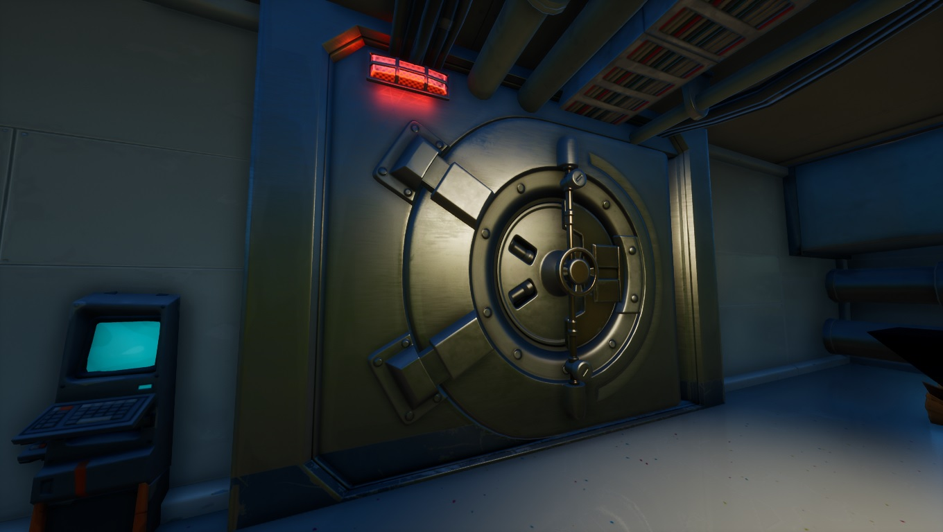 Every Vault Location In Fortnite Chapter 2 Season 2 Pc Gamer
