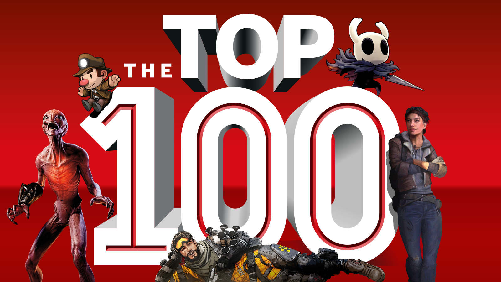 The PC Gamer Top 100