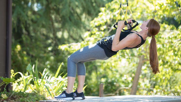benefits of suspension training