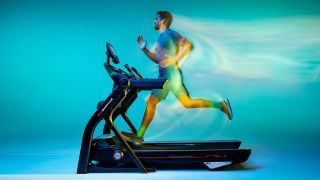 You can't outrun the new Bowflex Treadmill 10, which adapts as you get fitter