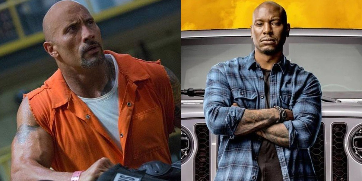 Photo of The Funny Way F9's Tyrese Gibson Has 'Reconnected' With Dwayne Johnson Following Their Feud – CINEMABLEND