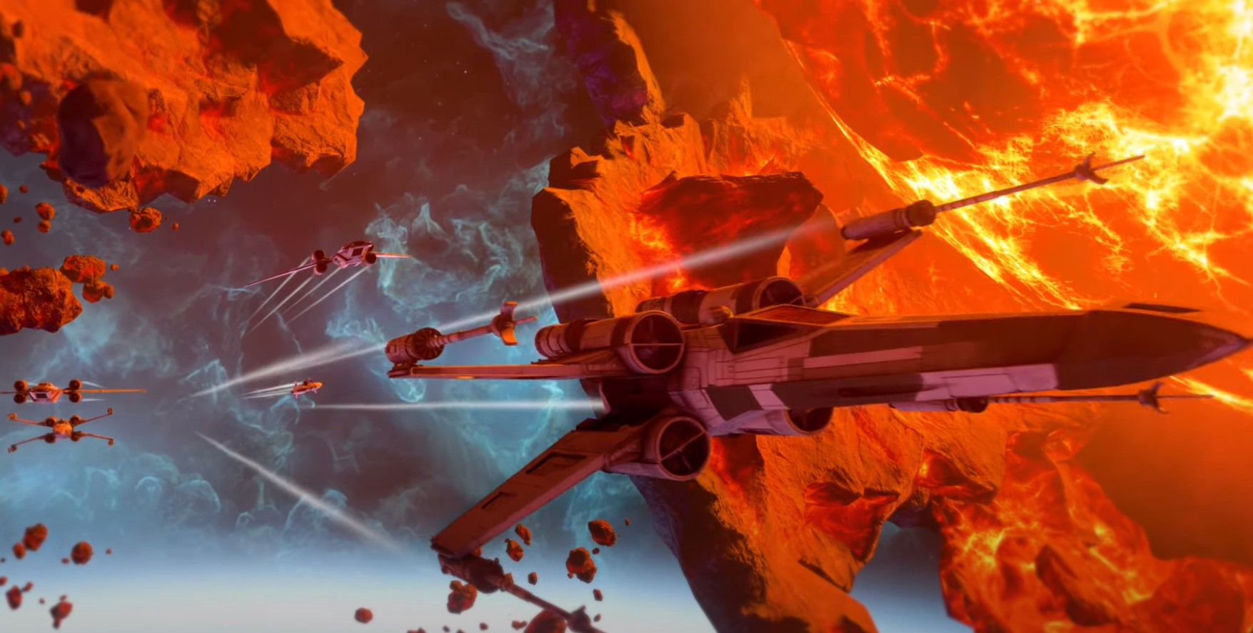 EA isn't slowing down on Star Wars games despite losing exclusivity, CEO says
