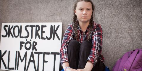 'I Am Greta' takes a patient, provocative look at the teenage climate change activist.