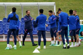 England Training – St George's Park – Friday July 2nd