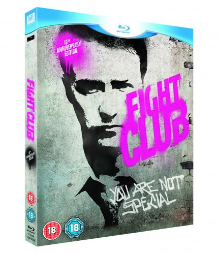Fight Club - David Fincher's ferocious satire on Blu-ray disc