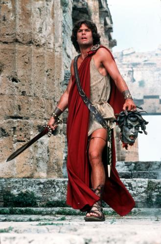 Clash of the Titans, Harry Hamlin