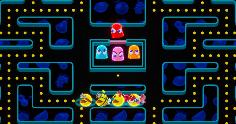 Pac-Man: Mega Tunnel Battle turns the gaming icon cannibal