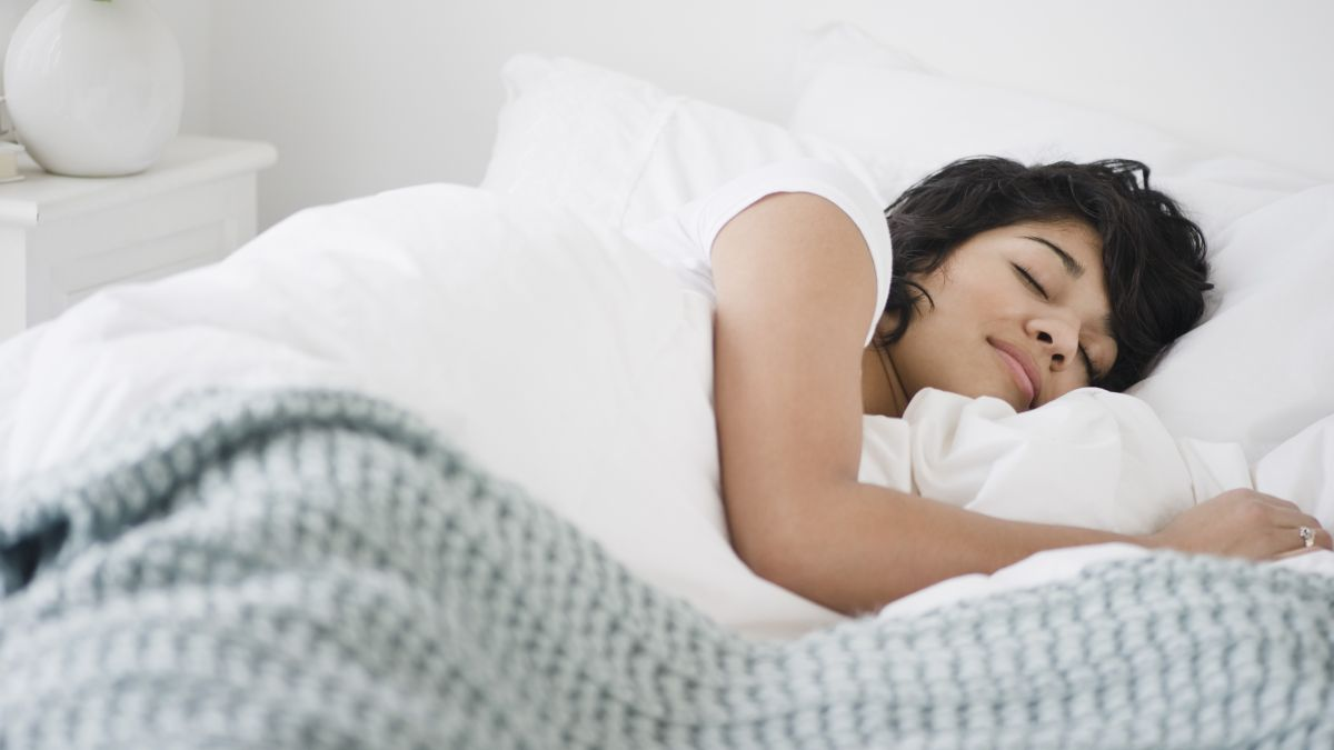 How to sleep better by making a few simple changes to your daily routine