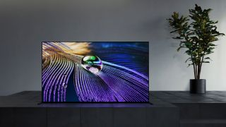 Sony Master Series A90J OLED TV